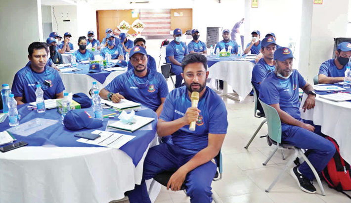 Nafees wants to keep coaching career as option
