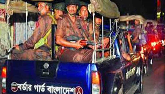 Cumilla incident: BGB troops deployed in Chattogram