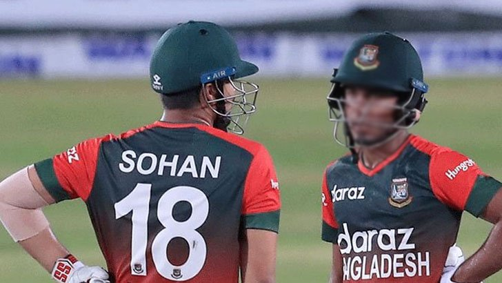 Tigers end T20 WC preparation with ignominious defeat