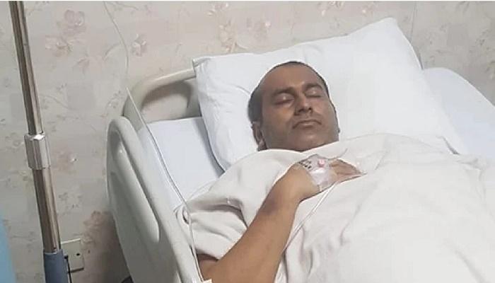 Cricketer Mosharraf in ICU