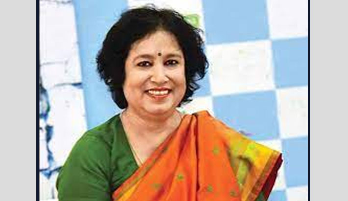 Charges pressed against Taslima Nasrin, 2 others in ICT case