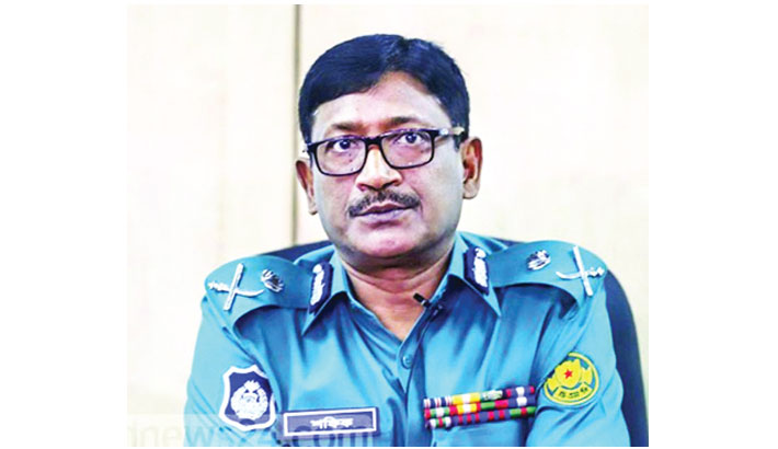 DMP chief lauds security measures in Bashundhara R/A