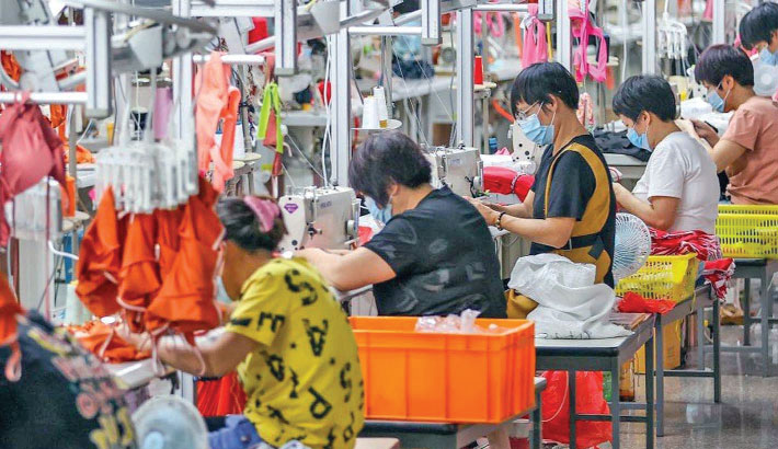 China's Sept factory inflation hits highest