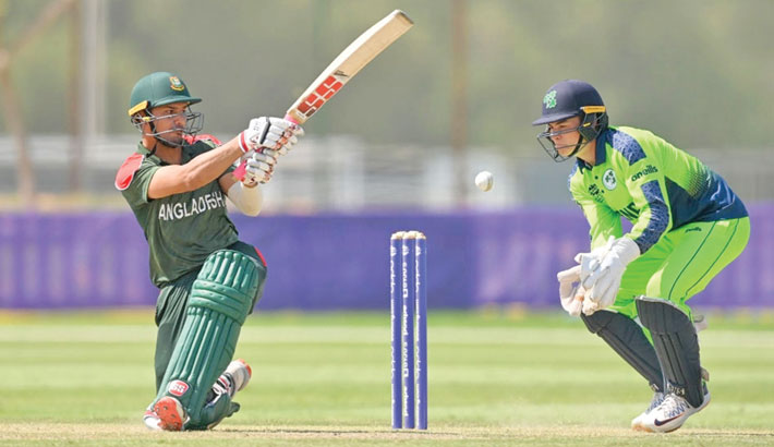 Tigers stunned by Ireland in last warm-up game