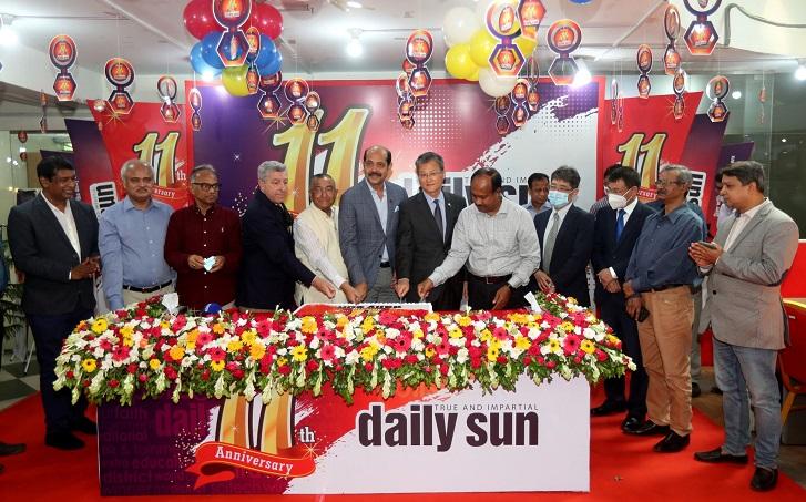 Daily Sun celebrates 11th anniversary