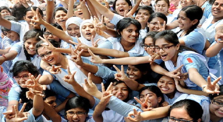 87.04 percent pass in SSC and equivalent exams