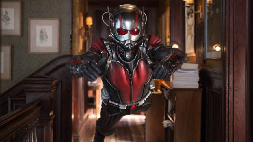 'Ant-Man' wins box office for second straight week