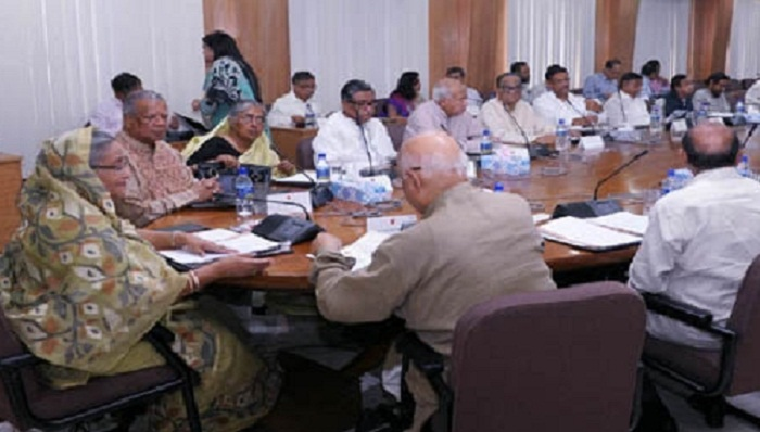 Cabinet okays proposal for protocol ratification