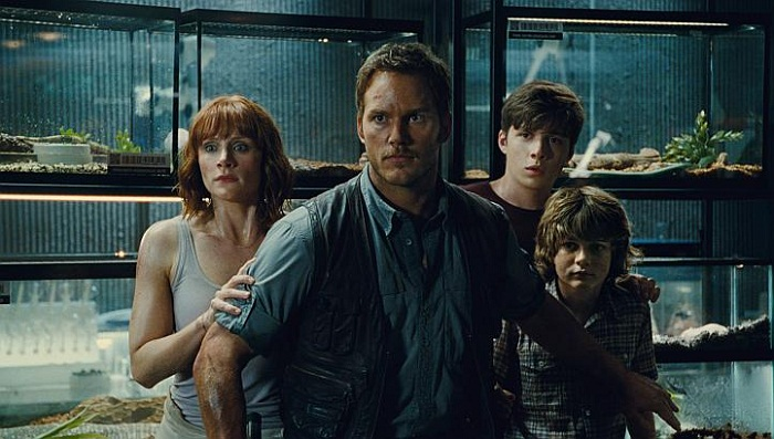 'Jurassic World' fastest to gross $500 mn in North America