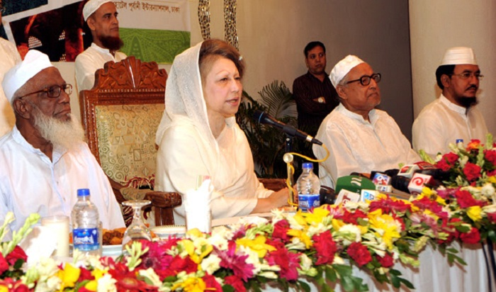 Govt away from polls in fear of serious debacle: Khaleda