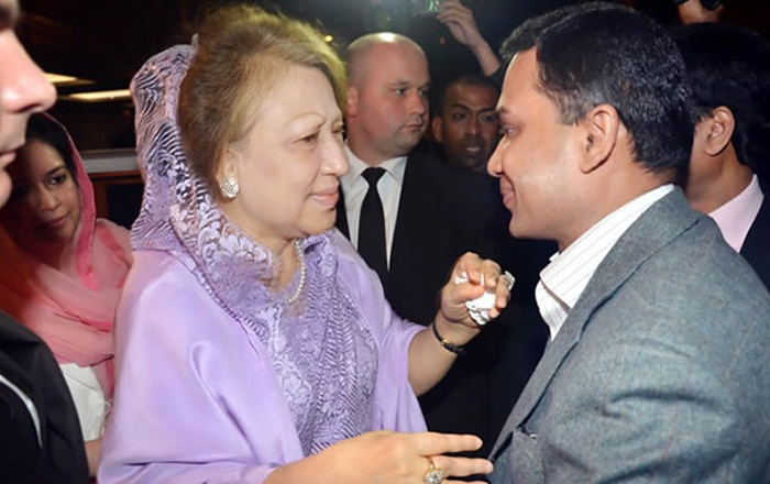 Khaleda-Tarique meeting in KSA coming week