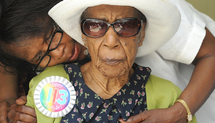 World's oldest person Susannah Mushatt Jones turns 116