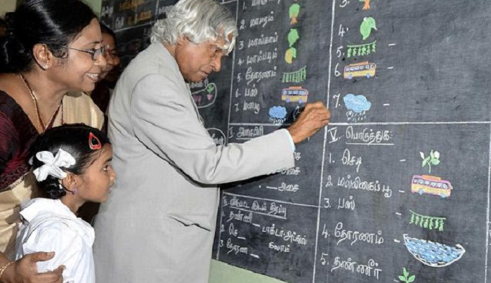 APJ Abdul Kalam: A teacher till the very end
