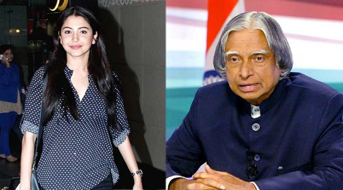Anushka Sharma gets APJ Abdul Kalam's name wrong in tribute