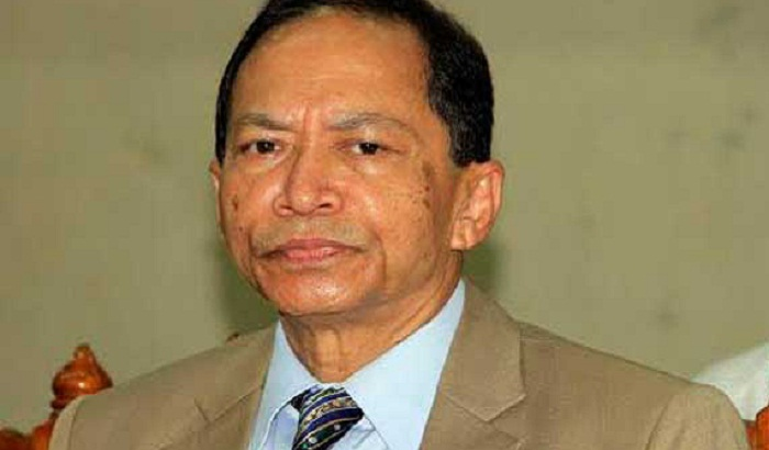 A report run by several private television channels on Sunday saying Justice AHM Shamsuddin Chowdhury wrote to the president, urging to impeach the chief ... - chiefjusticeSK