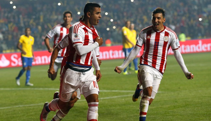 Football: Paraguay hero Gonzalez ready for Argentina