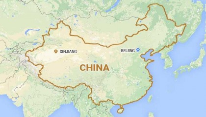 6.1 Magnitude Earthquake in China's Xinjiang: US Geological Survey