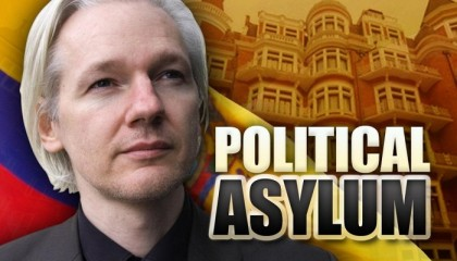 Assange seeks asylum in France; president says no