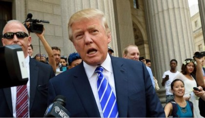 <p>Taking on immigrants in US could be time-bomb for Trump</p>