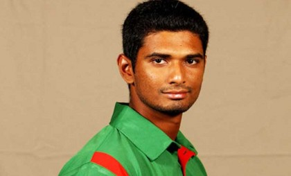 Mahmudullah top scorer in Test