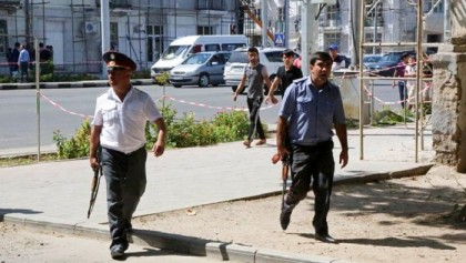 Islamist Rebels and the Police Clash in Tajikistan, Killing 17