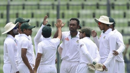 Tigers sniffing history in 2nd Test