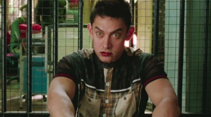 Complaint against Aamir Khan for calling cops 'thulla' in 'PK'