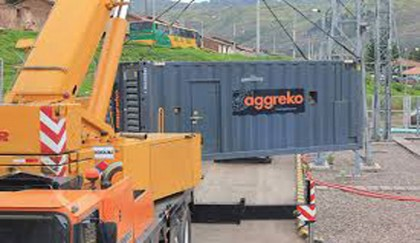 <p>Two Aggreko-owned rental power plants get extension</p>