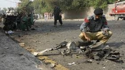 Suicide bomber attacks tribal police in Pakistan, killing 3