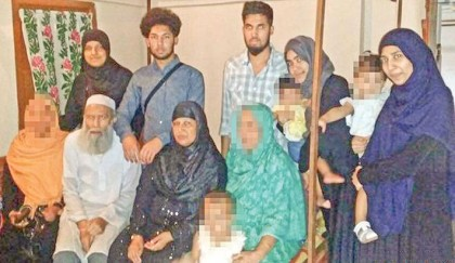 Bangladesh origin UK family joins IS