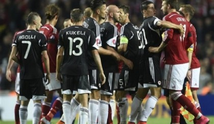 Germany moves top of Euro 2016 qualifying group