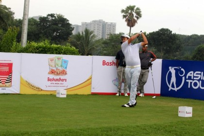 Bashundhara Open-2015 golf tournament kicks off