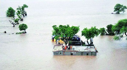 Death toll due to heavy rains in Gujarat hits 40