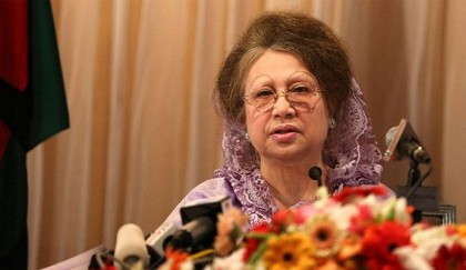 Khaleda sick, won't appear before court today