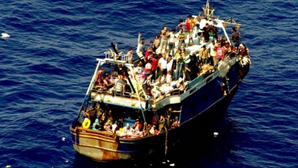 Record 137,000 refugees, migrants crossed Mediterranean this year: UN