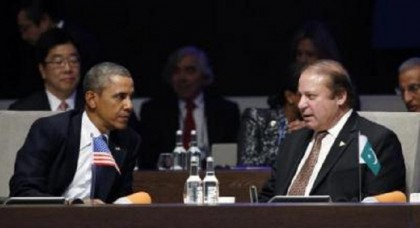 Obama invites Pakistan's PM to the White House October 22