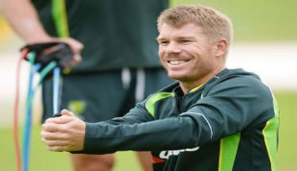 <p>Warner walks the line as Ashes start at last</p>