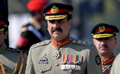 India is the only external threat,' says Pakistan's military: Report