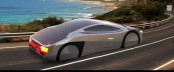 Immortus- world's first solar-powered exotic sports car