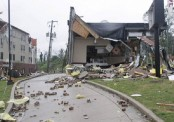 13 people killed as storm hits Mexico