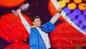 Eurovision Song Contest: Sweden's Mans Zelmerlow wins