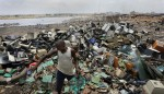 Steps taken to manage e-waste as it endangers env