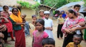 Rohingya refugees to be relocated in Hatiya