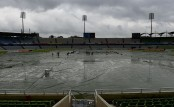 Rain washes out 3rd day of Bangladesh-S. Africa Test