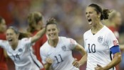 Lloyd lifts USA into Women's World Cup final