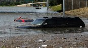 Houston Submerged as Wild Weather Kills At least 28 in US, Mexico