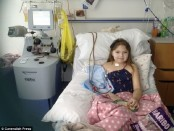 12-yrs girl diagnosed with a rare kidney disease
