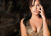 Nude Angelina Jolie pictures go on sale in London