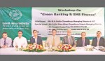 Workshop on 'Green Banking and SME Finance'
