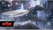 <p>Ant-Man tops North American box office again</p>